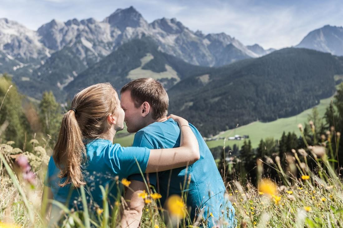 Chesa Montana - Urlaub am Hochknig im Salzburger Land